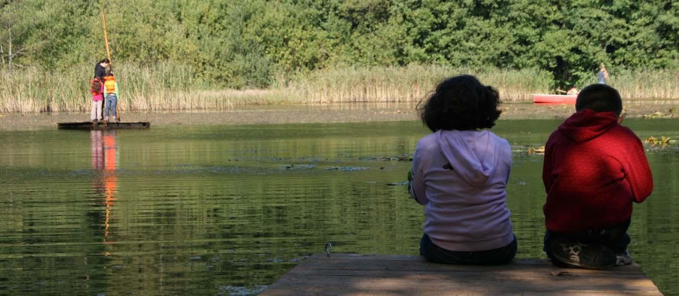 Urlaub im Naturpark