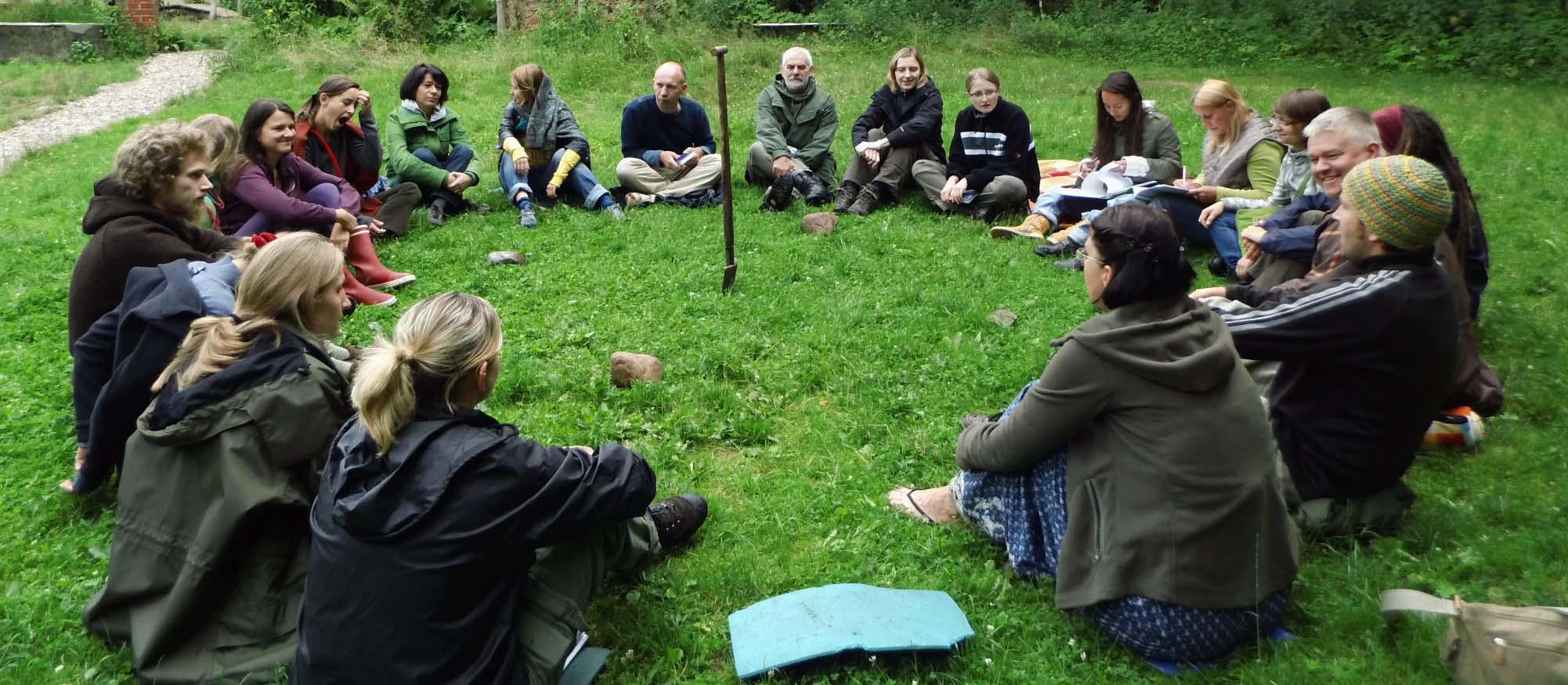 Einjährige Wildnispädagogik